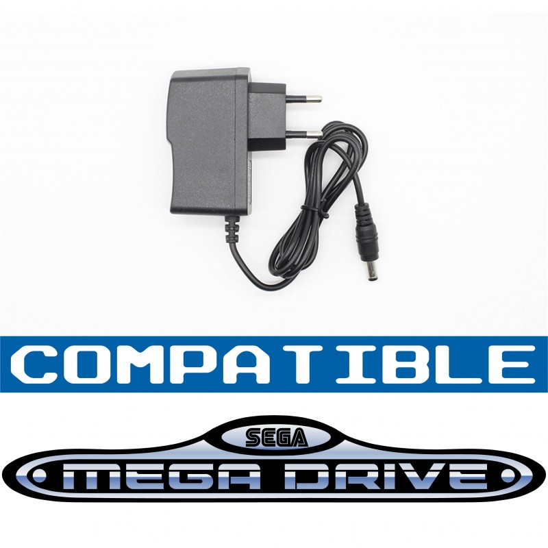 power adapter mega drive 1