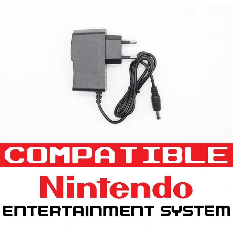 power adapter nes