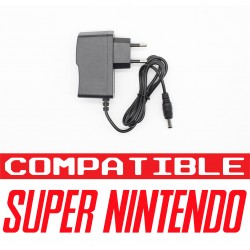 power adapter snes