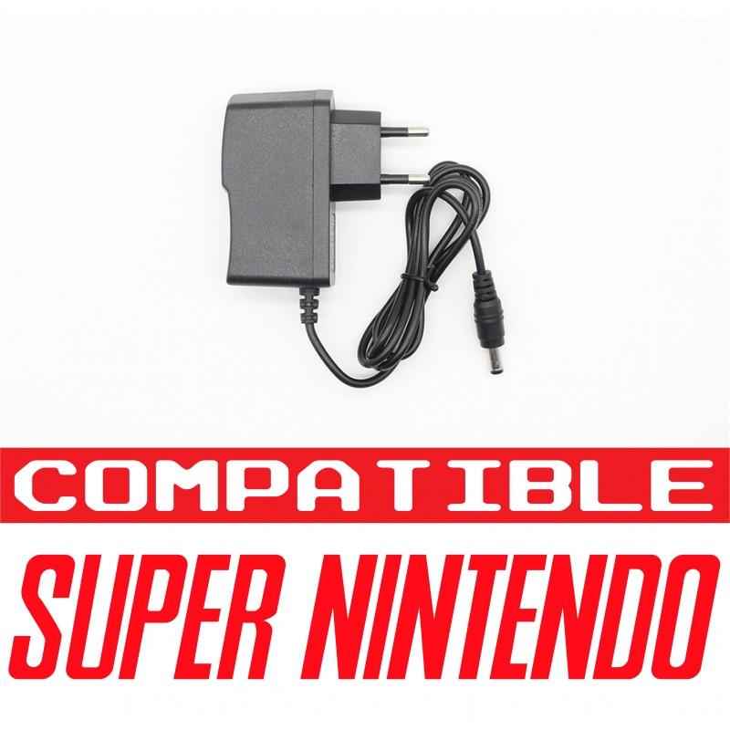 power adapter snes